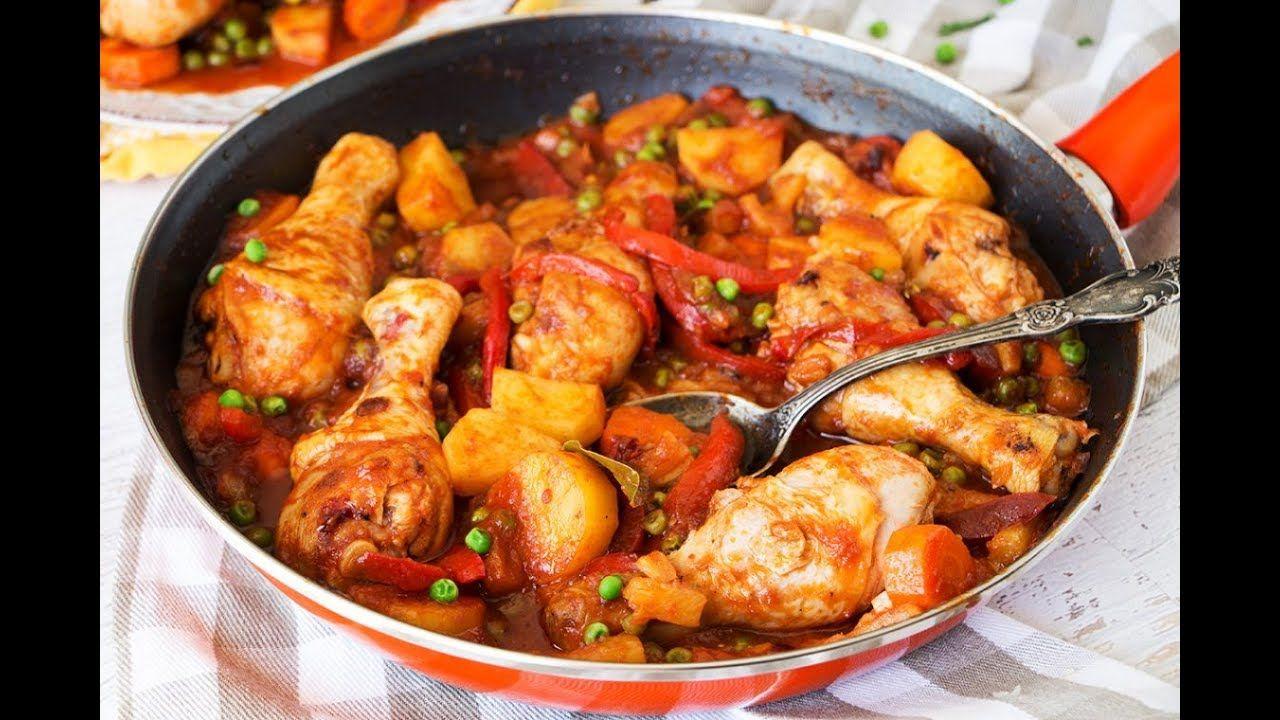 Chicken Afritada Pineapple Chicken Pineapple Chicken