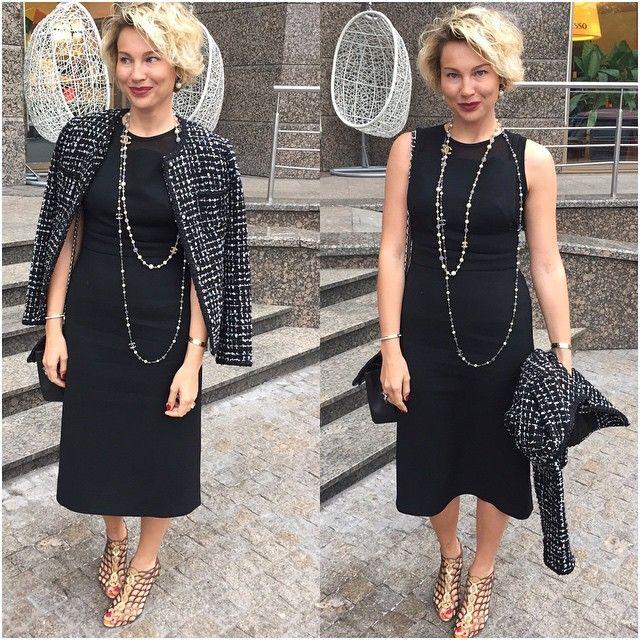 @marunya  #платье #жакет