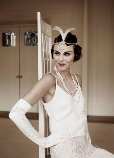 great gatsby style halloween ideas pinterest 1920er hochzeit gatsby und mode. Black Bedroom Furniture Sets. Home Design Ideas