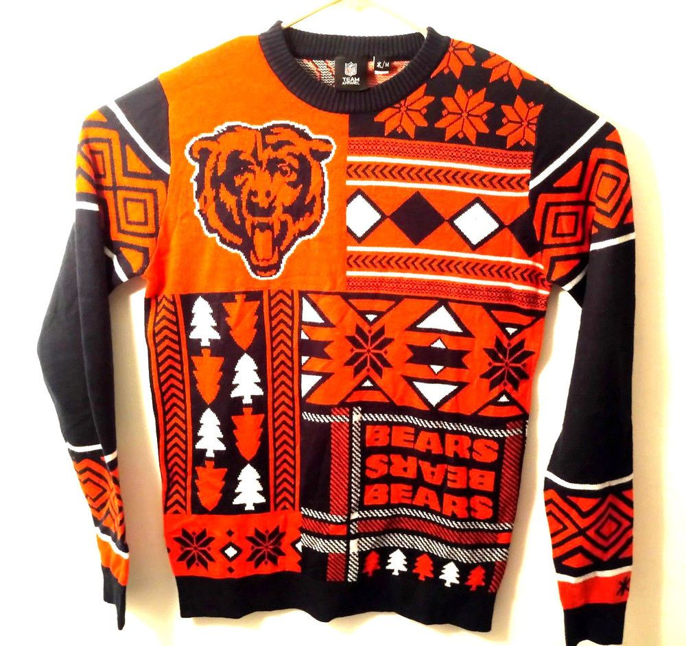 Coupon Codes 67593 Ee0f6 Chicago Bears Christmas Sweaters Ugly