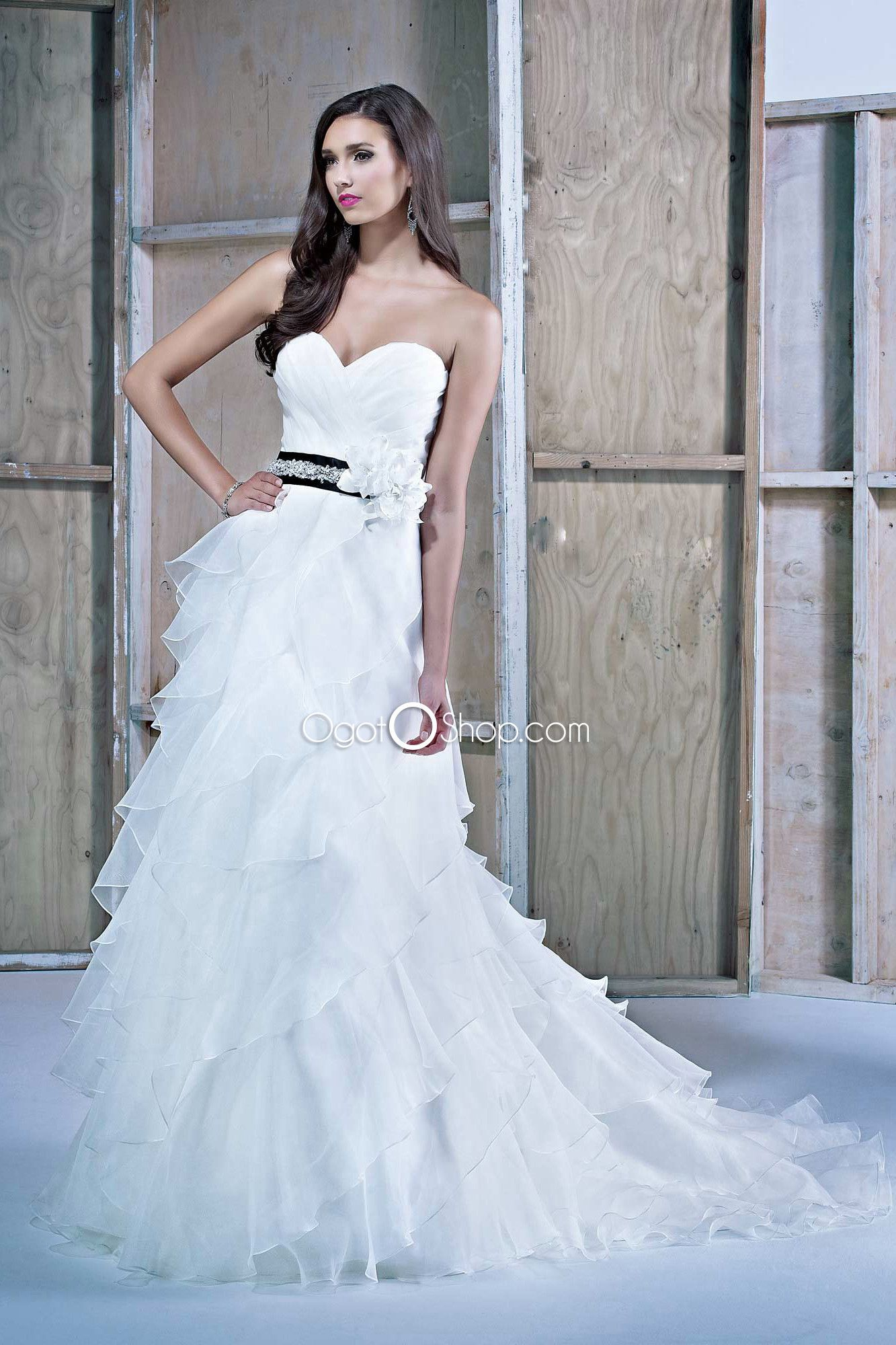Modern wedding dresses with color google search heaven on modern wedding dresses with color google search ombrellifo Gallery