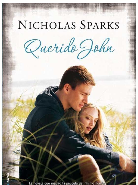 Download Querido John Nicholas Sparks Epub Mobi Pdf