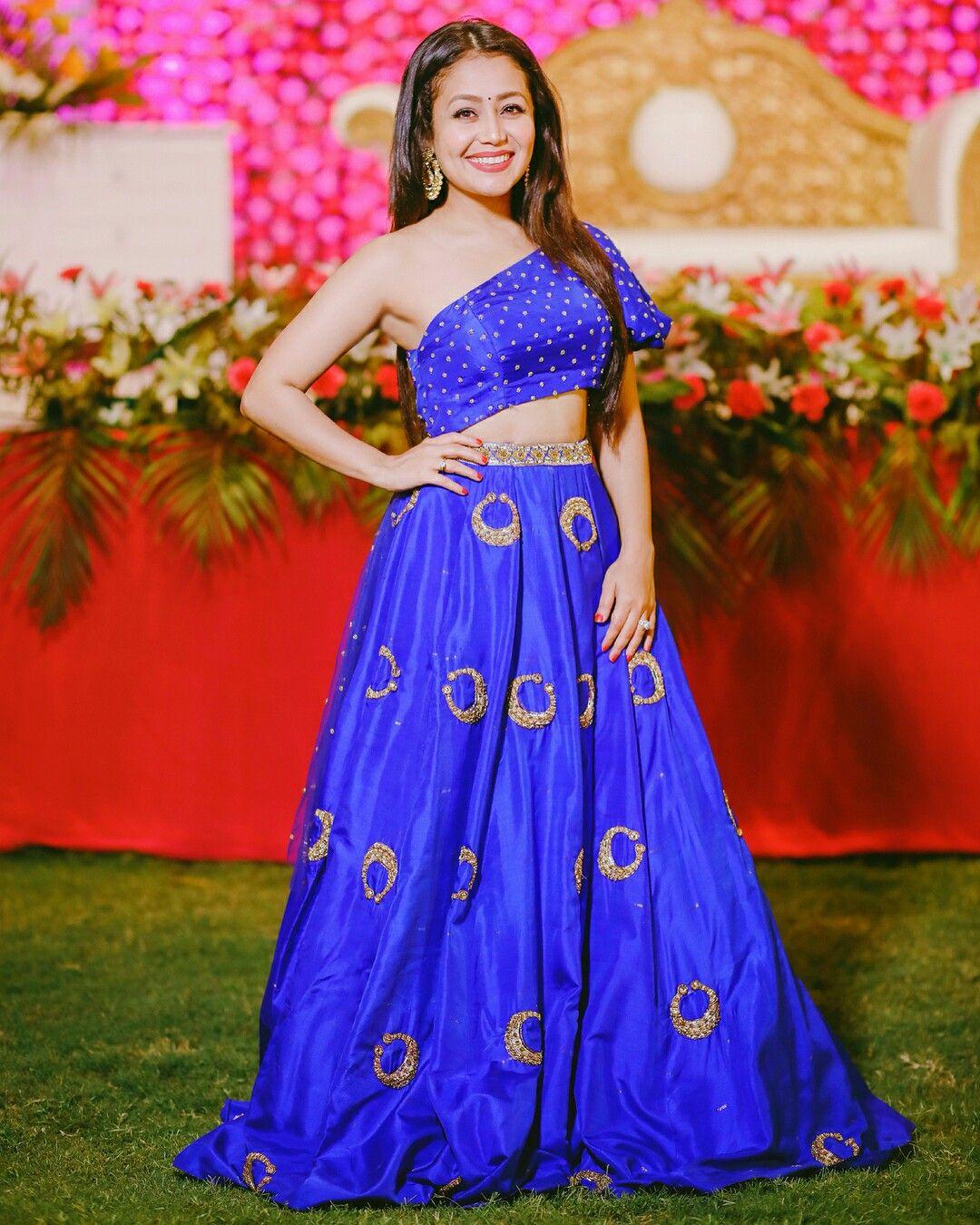 Neha kakkar Neha kakkar dresses, Indian dresses