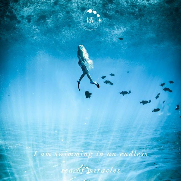 Today U0026 39 S Morning Mantra  I Am Swimming In An Endless Sea Of
