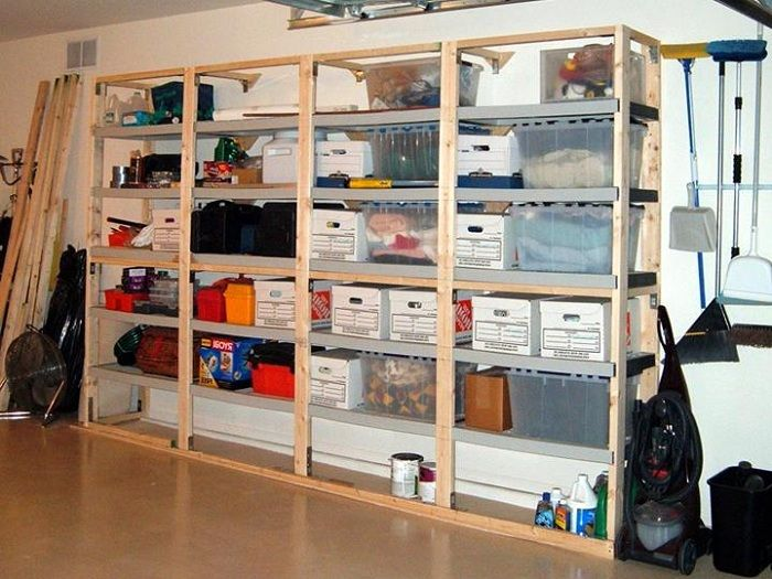 17 Best images about Garage Projects on Pinterest The family handyman Idea  plans and Garage shelf. Ideas For Organizing Garage