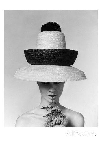 Vogue - June 1963 Regular Photographic Print
