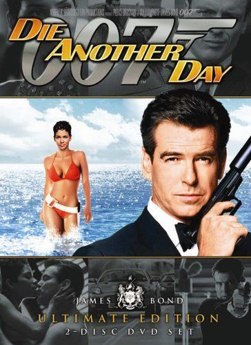 Die Another Day 2002 James Bond Movie Posters James Bond