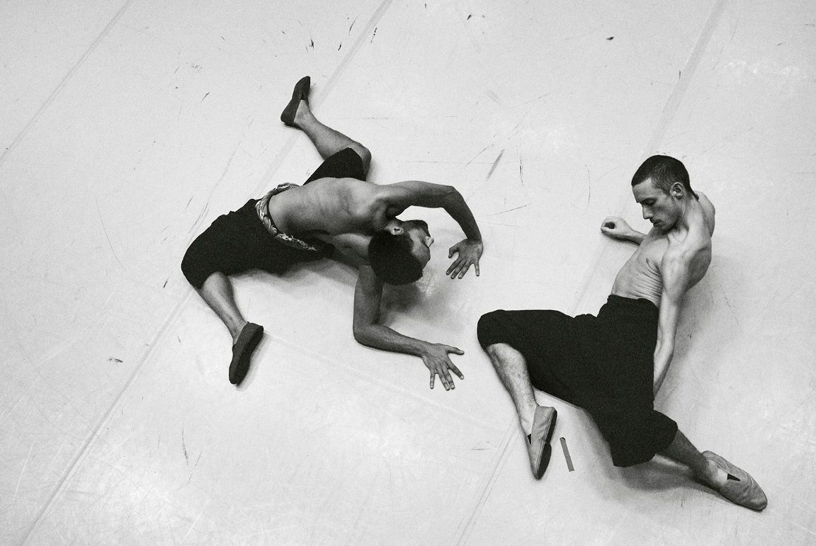 It all shall come together again, Andrea Martini and Luis Alberto Rodriguez , ph. by...