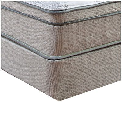 Serta Queen Grey Box Spring At Big Lots Biglots With Images