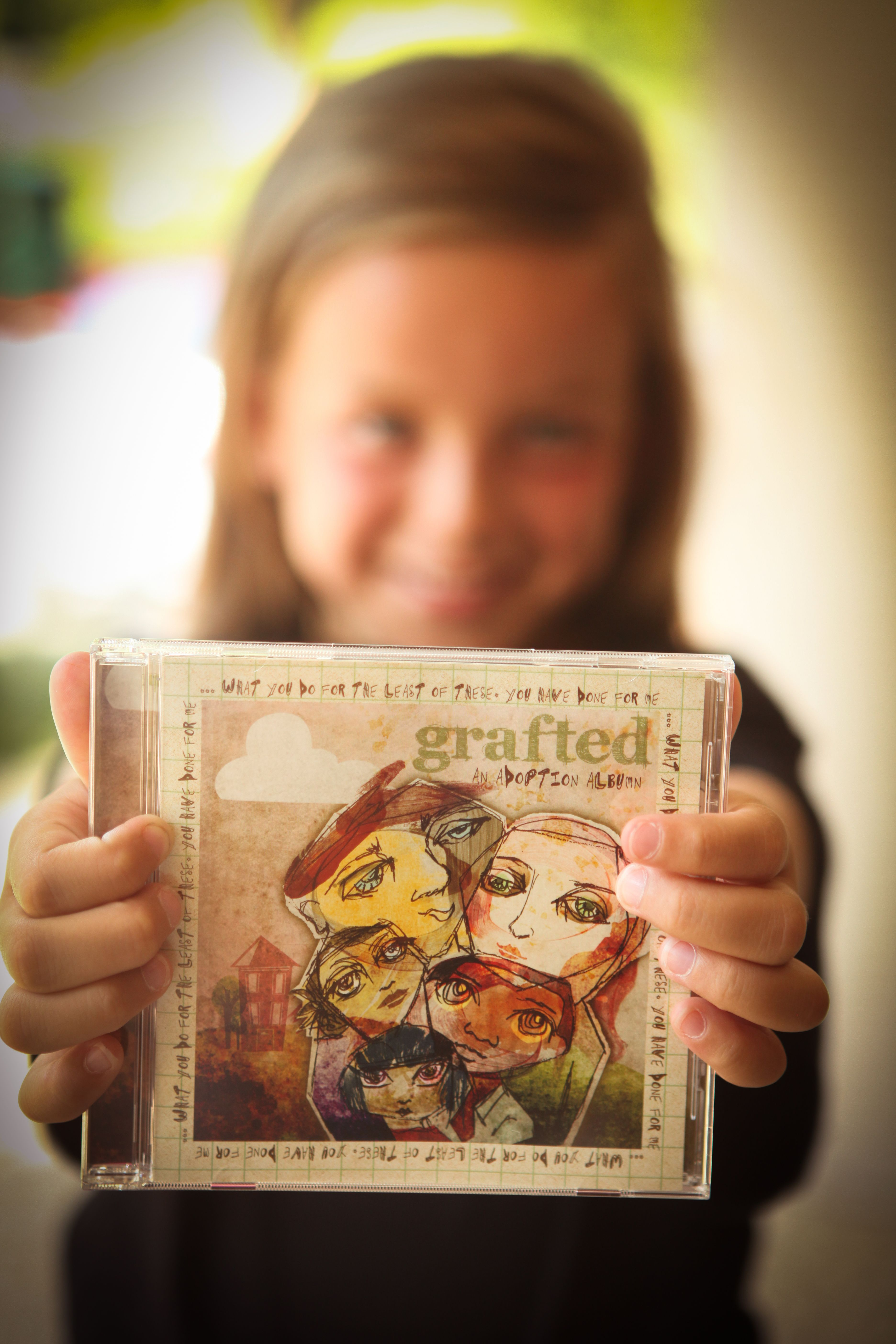 """Project Zero's """"Grafted"""" adoption album produced by former"""