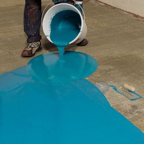 Flooring Epoxy Resin Liquid Anti Slip Resiflow Watco