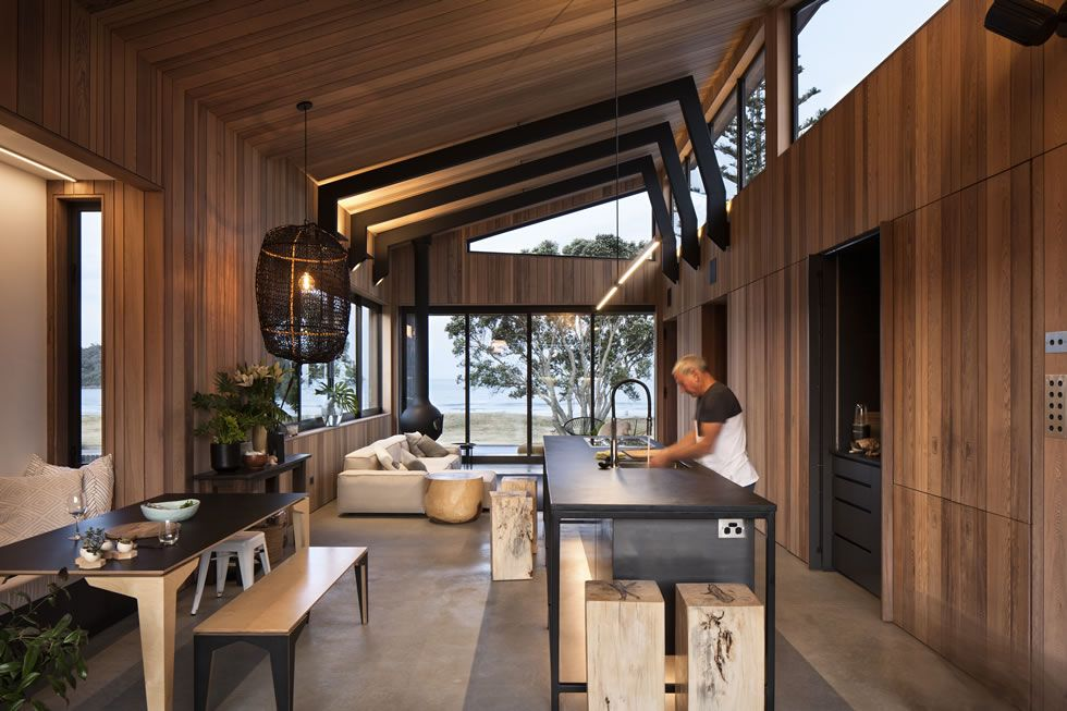 House by architecture bureau nz photo simon devitt