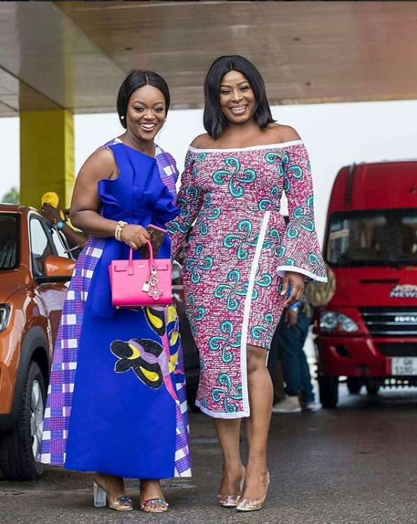 Nigerian Celebrities That Knows How To Slay In Ankara Attire (With ...