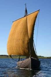 "Sailing with ""Ottar"". reconstitution of a Viking cargo boat"