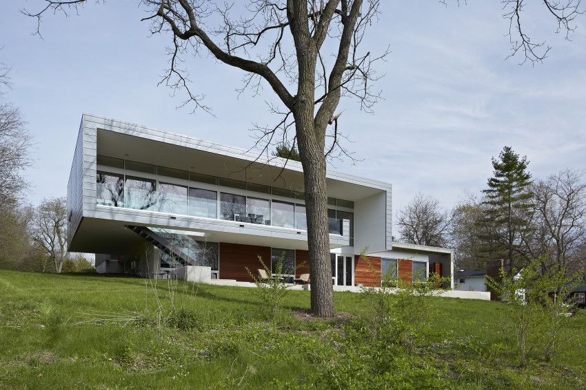 River House   Residential Architect   Studio Dwell Architects, Wayne, IL,  Single Family