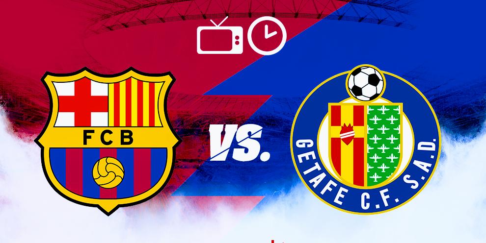 موعد مباراة برشلونة وخيتافي والقنوات الناقلة في الدوري الإسباني Match Of The Day Vehicle Logos Porsche Logo