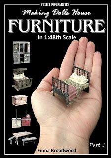 148 scale miniature projects making dolls doll houses and scale petite properties ltd making dolls house furniture in scale not free tut but book to buy looks interesting though and i like that little bed solutioingenieria Image collections