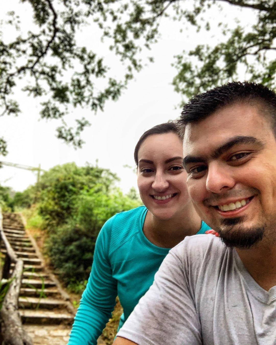 I definitely need to remember to take more pics of ourselves . Got a total of maybe 2 .  . . . . . #visittexas #texastodo #hikingtexas #txstateparks #ig #camptexas #landscapephotography #adventure #sunset #parksintexas #inspiretexasnow #visitmarathontexas #hiketexas #statepark #traveltexas #nature #landscape #stateparks #farwesttexas #exploretexas #hikingadventures #texasparksandwildlife #hiking #austin #texas🇨🇱 #riogrande #texas #getoutside #texashillcountry #bigbendnationalpark