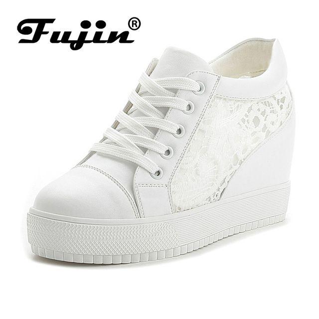 Blanc Nouveau Femmes Chaussures Casual En Cuir Pour plates eBoygD