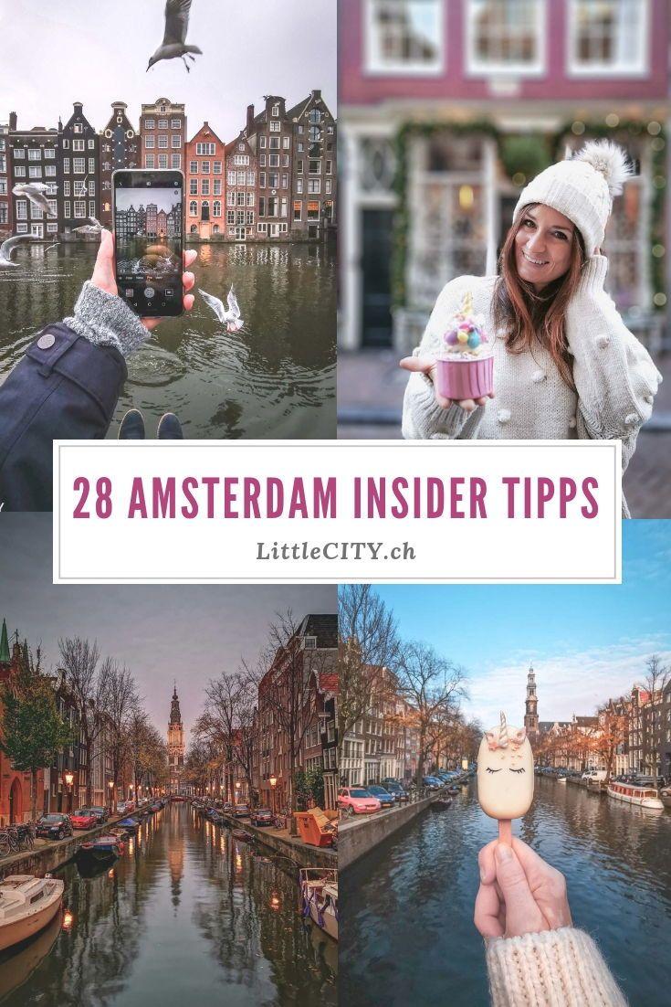 Consejos de información privilegiada de Amsterdam: 28 excelentes vistas y consejos de viaje ⋆ LittleCITY.ch: blog de viajes suizo / blog de viajes con consejos de viajes y excursiones
