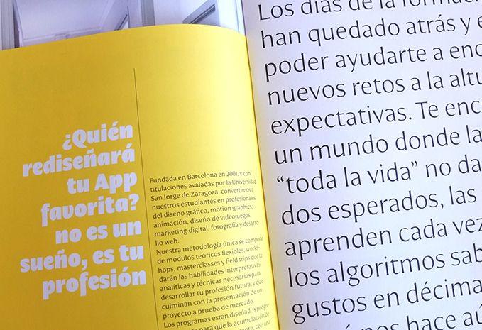 Future Making Seeway Design School Fonts In Use School