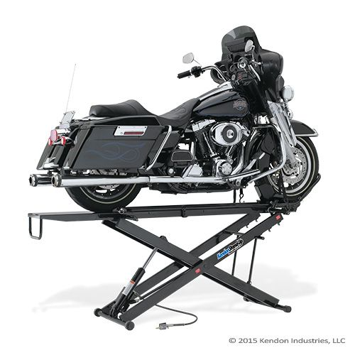 Motorcycle Lifts That Fold Kendon Stand Up Bike Lift For Motorbikes Bike Lift Motorcycle Lift Design