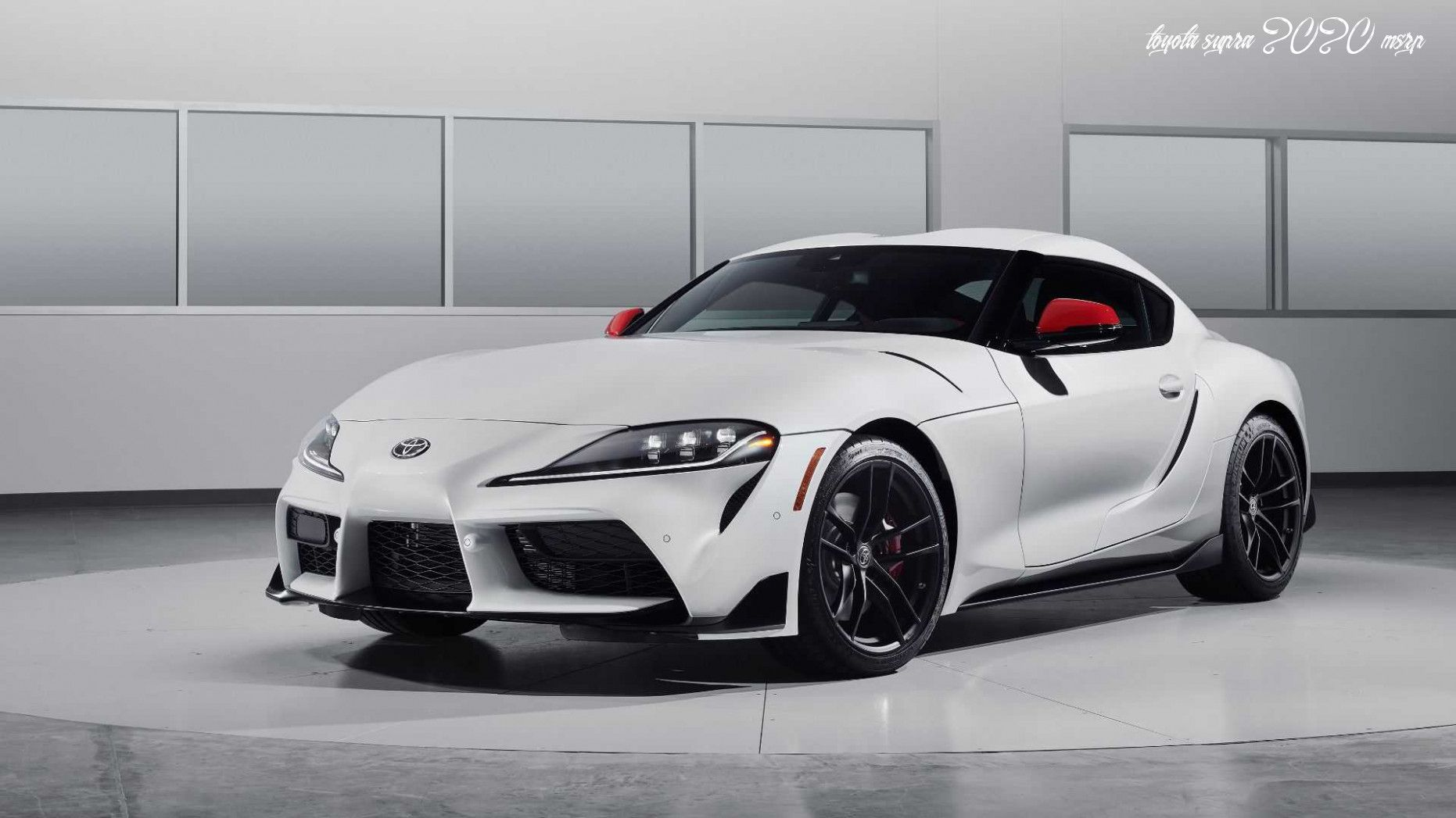 Toyota Supra 2020 Msrp Performance In 2020 New Toyota Supra Toyota Supra Toyota Cars