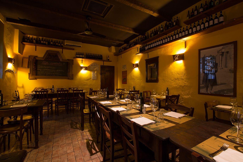 Giulio pane e ojo tipica osteria romana a milano in zona for Piatti tipici della cucina romana