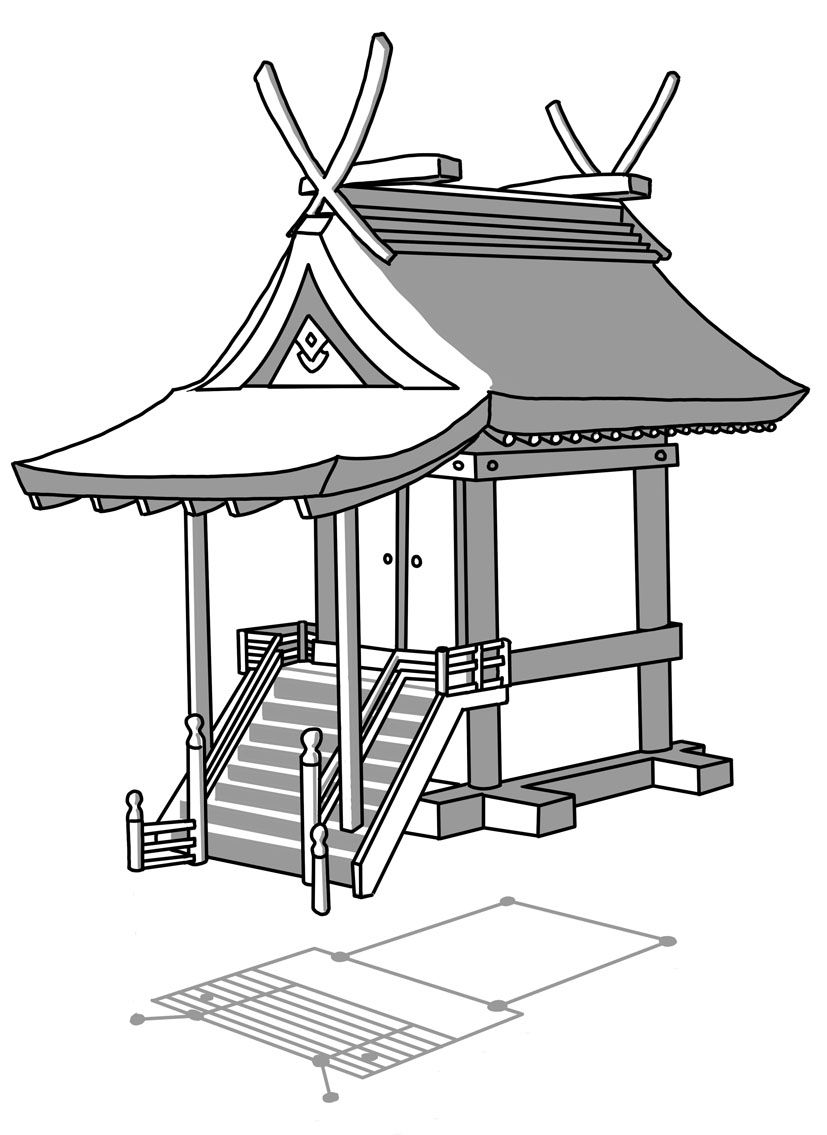 It's just a photo of Priceless Temple Drawing Ideas