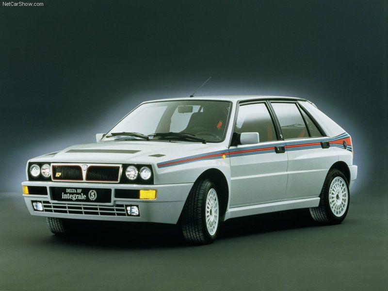 Lancia Delta Integrale La Lancia Delta Integrale è una versione sportiva della Lancia Delta, esplicitamente progettata per partecipare al Campionato del mondo rally, campionato in cui ha gareggiato dal 1988 al 1993 ottenendo 8 titoli mondiali e 35 vittorie. www.tommyholiday.it