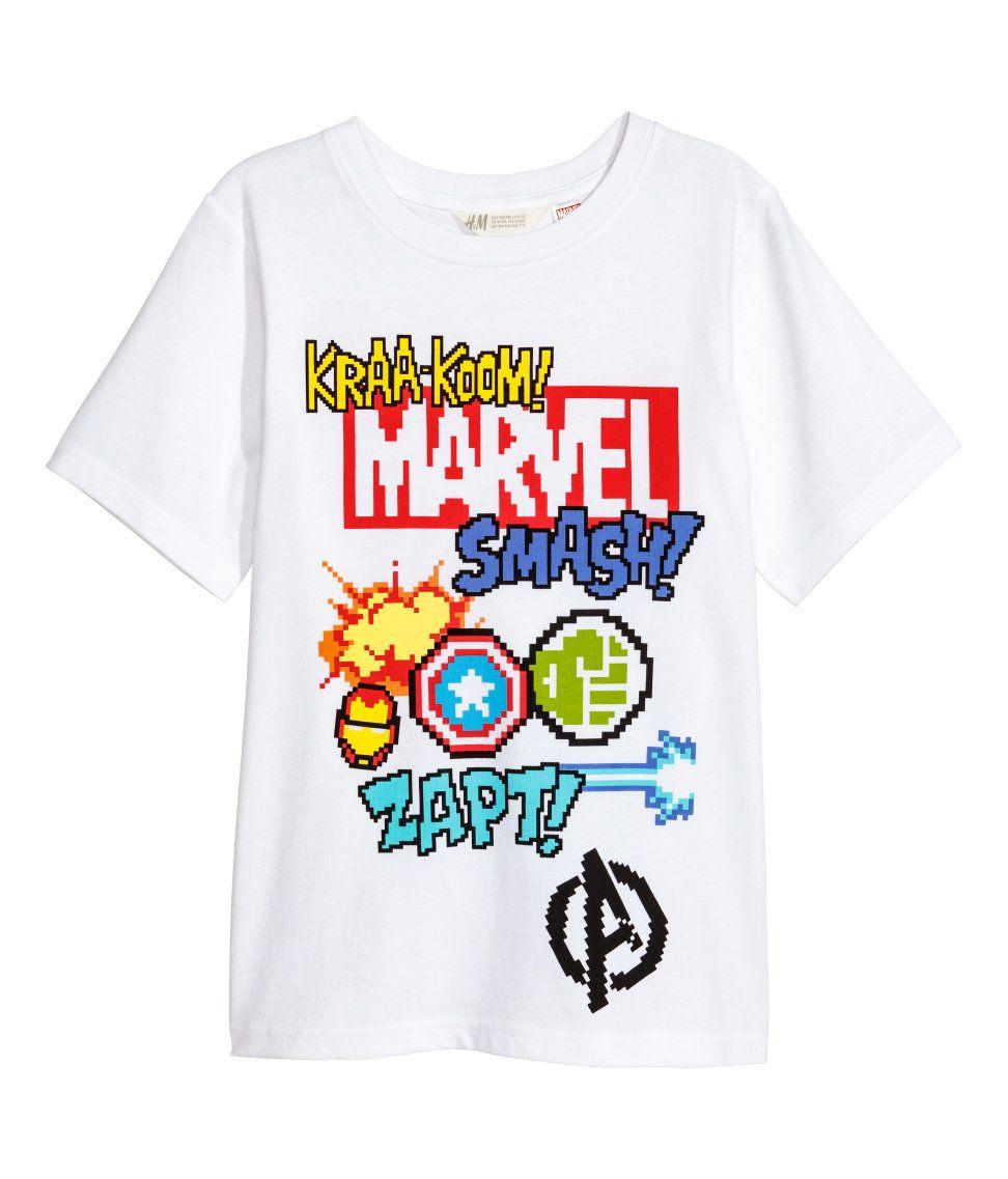 119cfa673 Camiseta con motivo estampado