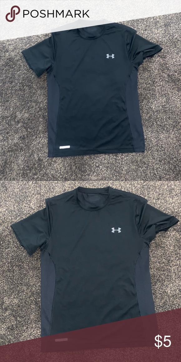 Under Armour Boy/'s Crossfade Short Sleeve Tee NWT 2019