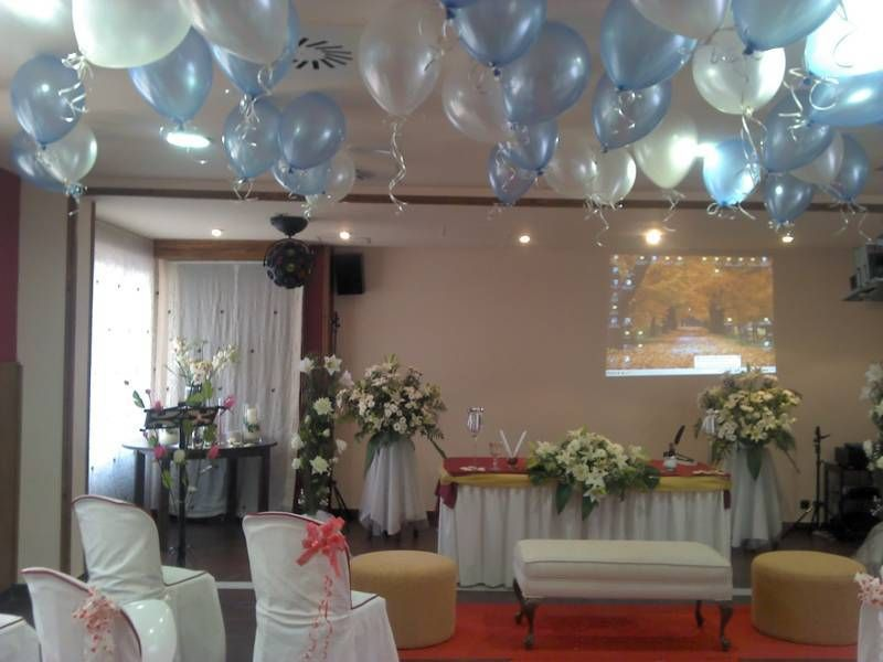 decoracion-de-globos-para-matrimonio-civil-en-casa | wedding dresses