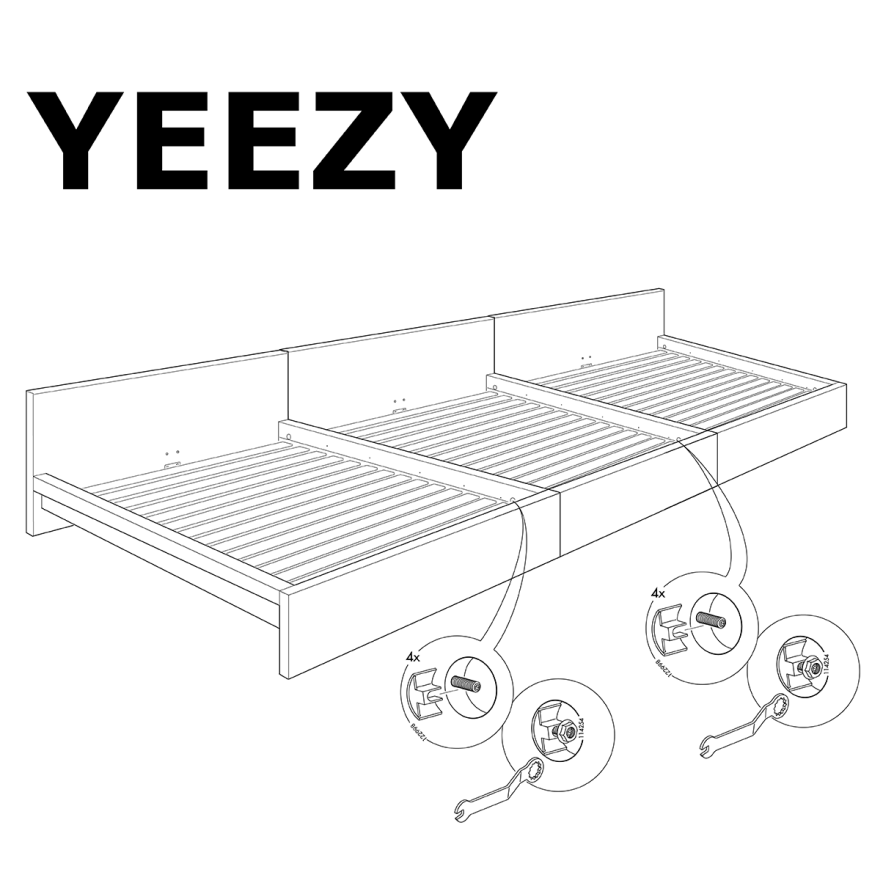IKEA Australia To Kanye West: We Could Make You Famous - Core77
