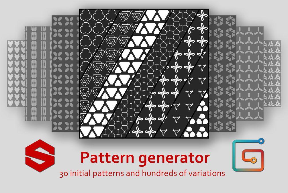 Pattern Generator デザイナー
