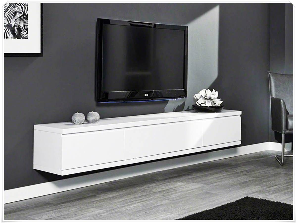 billig tv m bel wei hochglanz h ngend home decor pinterest tv m bel hochglanz und m bel. Black Bedroom Furniture Sets. Home Design Ideas