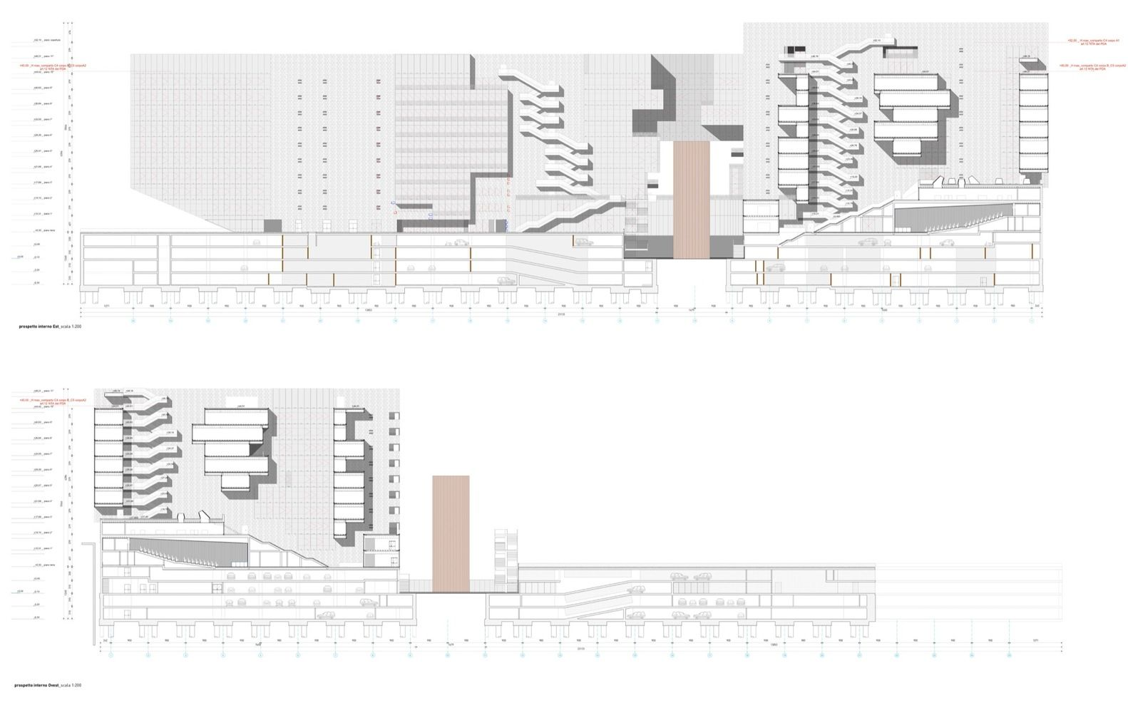 Gallery of BNL-BNP Paribas Headquarters / 5+1AA Alfonso Femia Gianluca Peluffo - 22