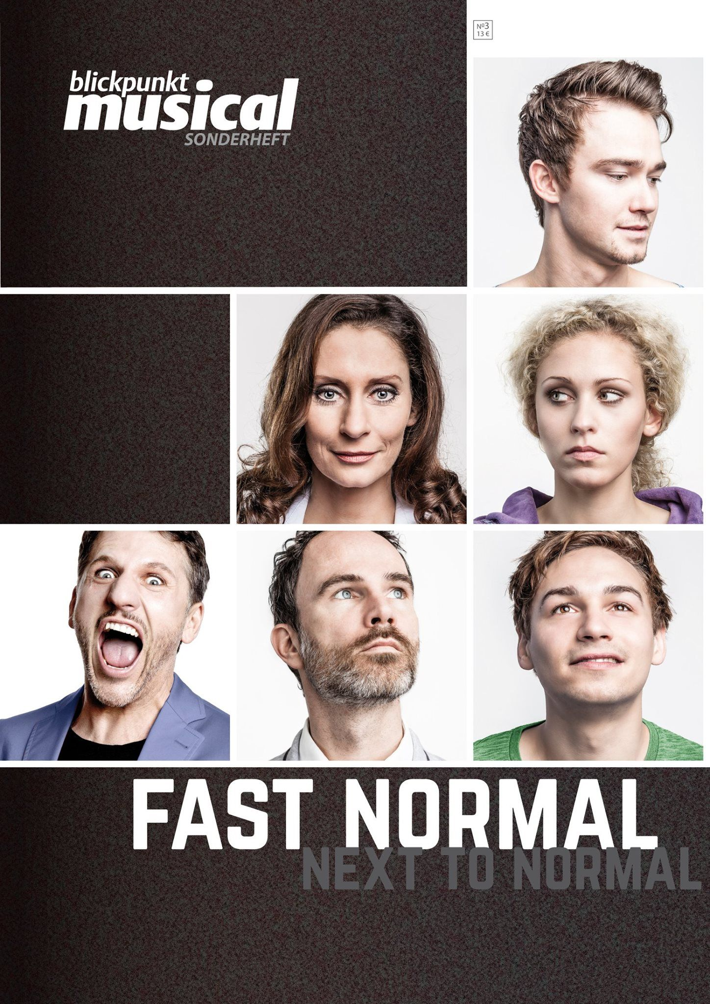 Fast normal german Next to normal Next to Normal