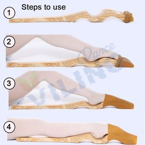 Foot Stretcher Dancer Device Instep Ballet Exercise Supplies Ballet Accessories