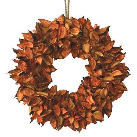 Cotton Pod Mini Wreath Smith Amp Hawken Target Mini Wreaths Dried Wreath Wreaths