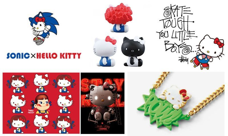 HELLO KITTY COLLABORATIONS BOOK  2f6a629f1261d