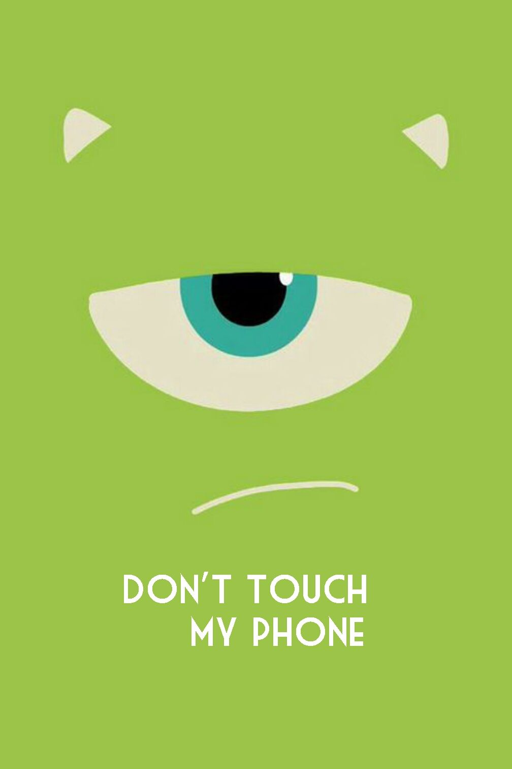Wallpaper iphone monster university - Monsters University On Behance