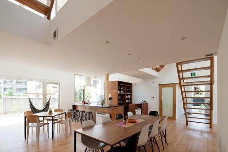 Inloopkast Knsm Loft : Space furniture architecture. house pinterest