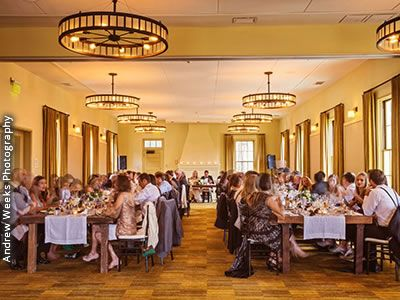 Cavallo Point Lodge Sausalito Wedding Locations Marin Reception Venues 94965