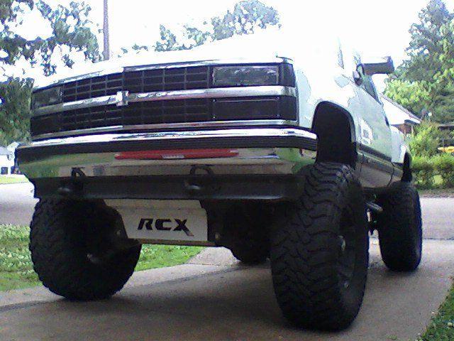91 Chevy Silverado 9 Inch Lift On 37 S Chevrolet Trucks Chevy