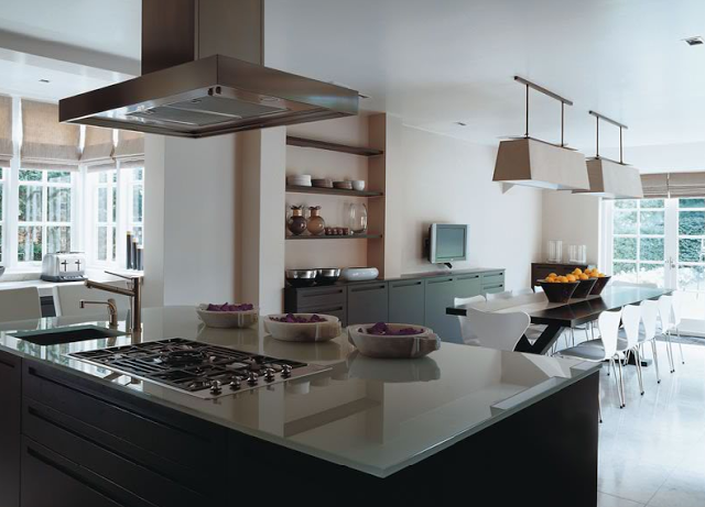 Elegant Kelly Hoppen Kitchen