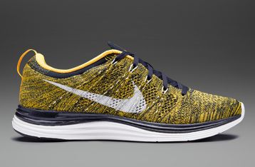 womens nike flyknit lunar 1 yellow red