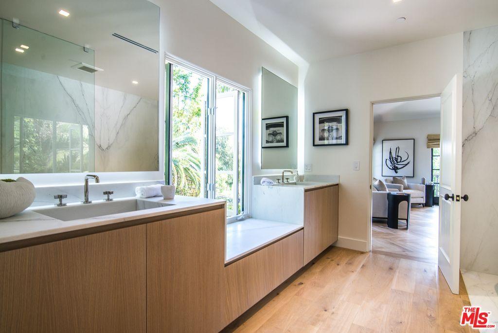 Badezimmermöbel aus Holz \u2013 50 Ideen für Badschrank, Waschtisch und - badezimmermöbel aus holz