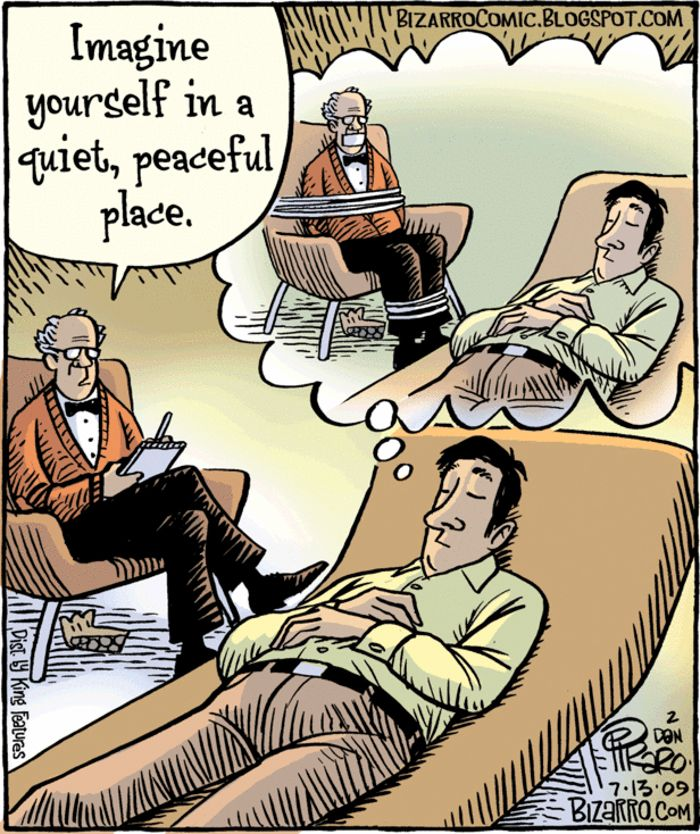 57 Hilarious Bizarro Comics Are Proof That Humor Is The Best Therapy