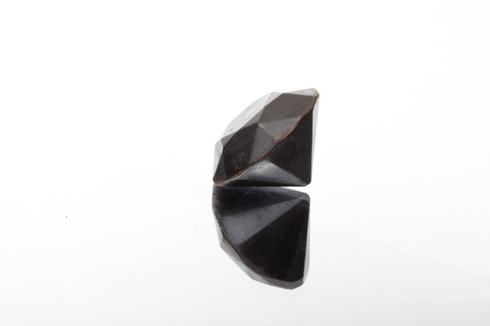 Black diamond chocs by Azature Chocolates - would make fabulous favours
